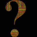Is your self-esteem a question mark?